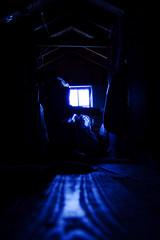 Ghosts in the Attic 1 (rankingranqueen) Tags: dark fear ghost attic