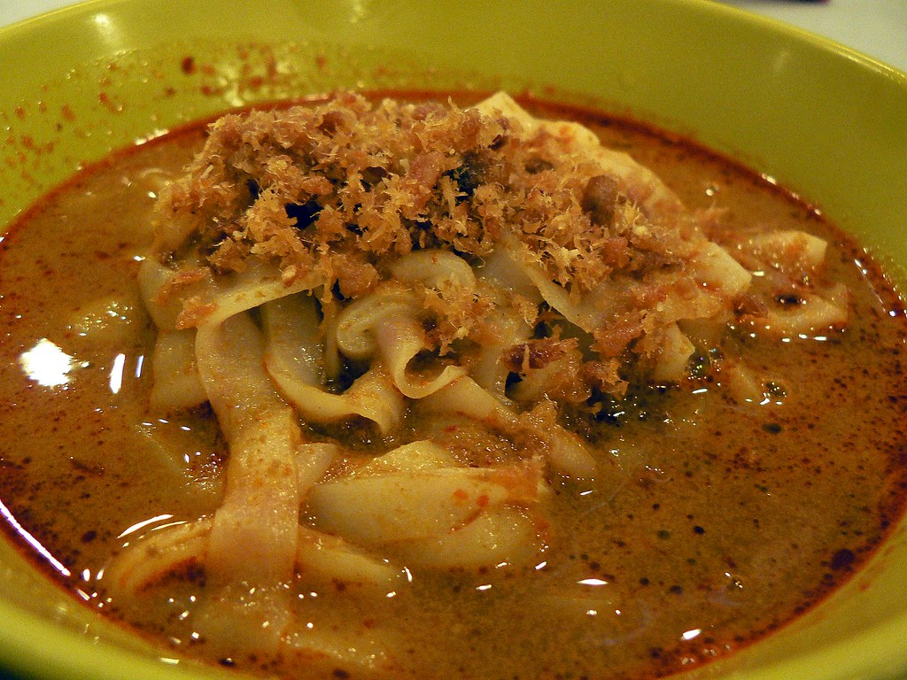 curry chee cheong fun