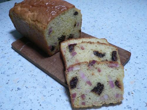 Speck-Backpflaumen-Cake