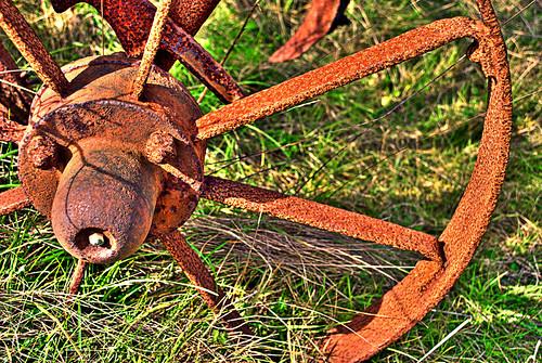 031107 Rusty Wheel 2