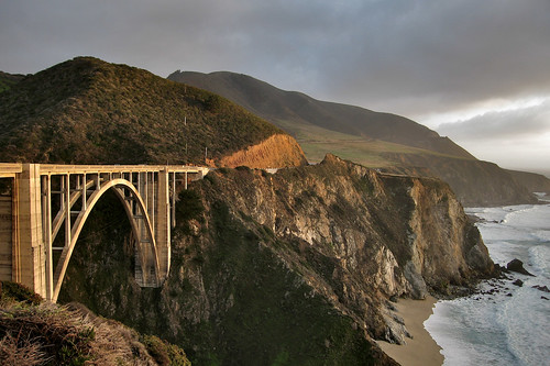 bixby bridge by rustyjaw.