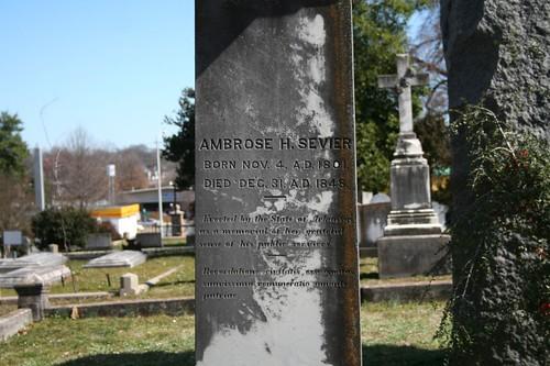 Ambrose Hundley Sevier