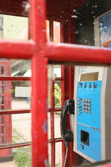 London calling (isa crosta) Tags: buenosaires recoleta telefono
