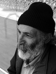 (kian1) Tags: irani iranian portrait bw supershot isfahan iranianportrait persia persian ايران ايراني اصفهان پرتره بختياري esfahan iran