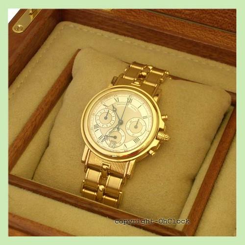 breguet gold-watch