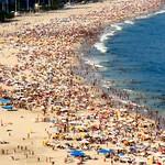 Copacabana Réveillon 2012 Praia de Copacabana Beach Rio de Janeiro