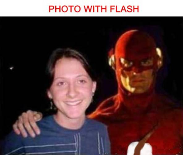 Photo Tip: With Flash