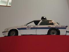 MIT police car