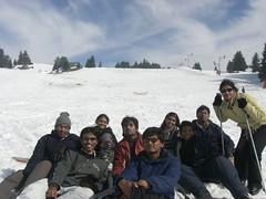 On the Ski Slope (Medisetty Uday Kiran) Tags: chamrousse