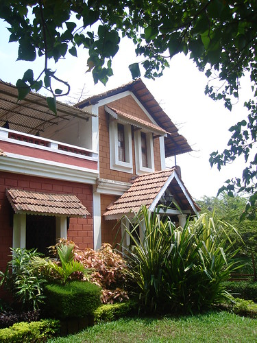 The artist's home, Benaulim by you.