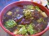 辛巴樂人氣第一名的麻辣牛肉麵