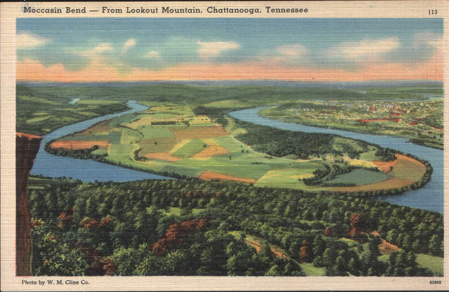Moccasin Bend Post Card