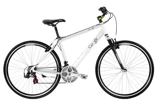 Das Google Mountain Bike