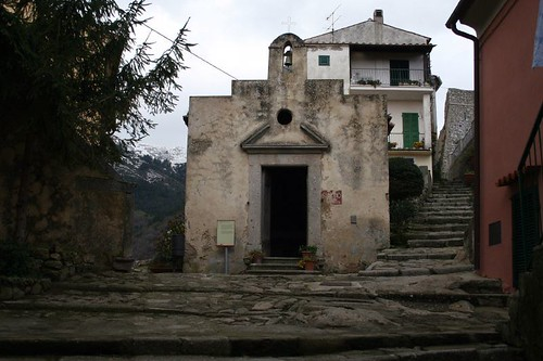 Small church in Marciana