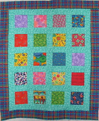 Finished Top - Charity quilt # 1