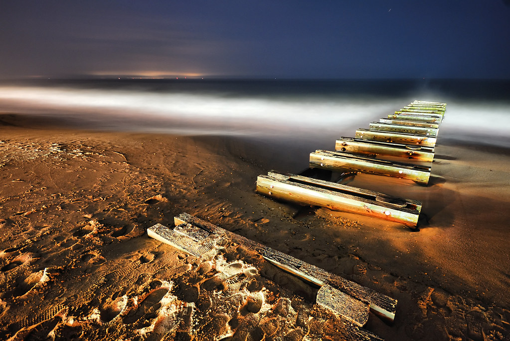 amazing night shot long exposure pictures