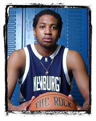 High School Basketball Player of the Year. March 2007. (#1.)