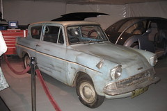 ford harrypotter ron flyingcar anglia chamberofsecrets