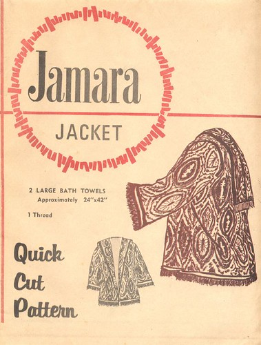 Jamara Jacket Pattern