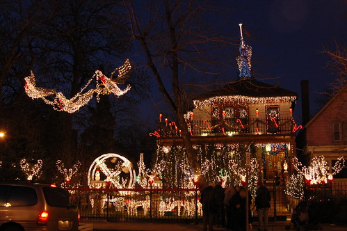 Christmas House 2006 006