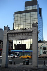 NYC - Chinatown: Kimlau Square - Kimlau War Memorial by NYC - Chinatown: Kimlau Square - Kimlau War Memorial, on Flickr