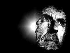 RETURN TO THE SOURCE (Treforlutions TreVizionz) Tags: portrait art face digital photoshop self image manipulation adobephotoshopcreations fantasy imagination modification