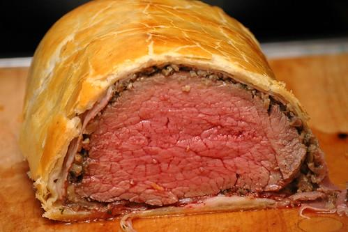 Мясо в тесте в духовке пошаговый рецепт с