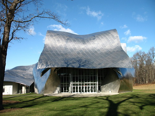Fisher Performing Arts Center, Bard College