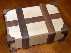 Puzzle box closed 2