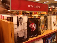 "Why is ""The Confession"" filed under New Fiction at Borders?"