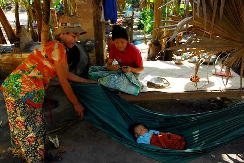 Kambodscha - Landleben in der Nähe von Siem Reap