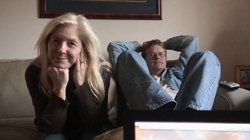 Jim & Tina Chillin