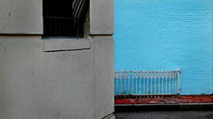 BluesAlley (bikebreath) Tags: abstract color architecture composition contrast design dynamic magic angles dramatic grand lovely elegant documentation stark striking majestic graceful bold graphic
