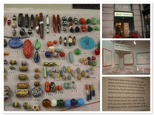 The Bead Museum in Washington, DC
