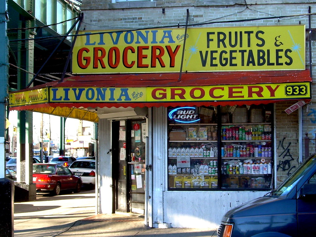 grocery, east new york