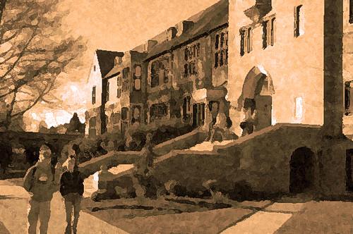 Jones Hall, University of Puget Sound