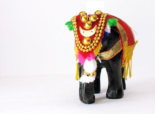 Woody Elephant