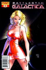 Battlestar Galactica 001 (2006)