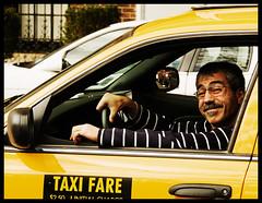 Taxi Fare (Darny) Tags: nyc newyorkcity portrait newyork village taxi newyorkcitytaxi webcity webpeople 82points darny