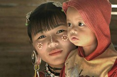 Thailand Hill Tribes - by babasteve