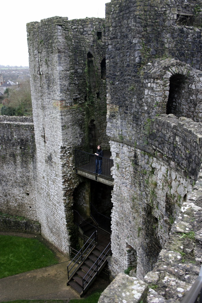 chepstow castle coursework
