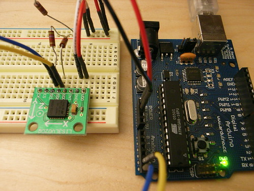 Arduino and the Two-Wire Interface (TWI/I2C) Including A Short