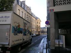 Rue Saint Jacques - Paris (France)