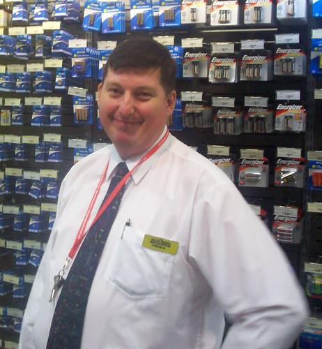Andrew, manager at Dick Smith Toombul