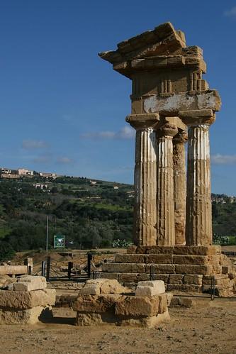 Templo dei Dioscuri, Agrigento