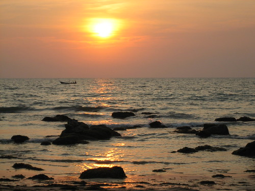 Sunset at Phu Quoc, Vietnam