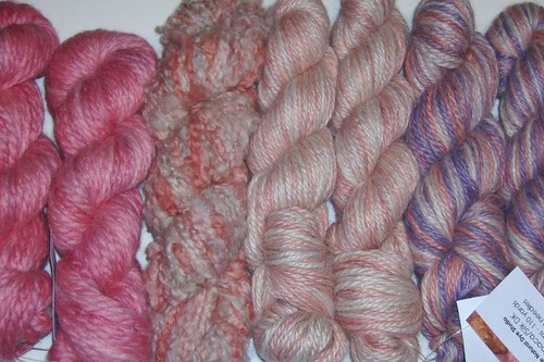 Natural Dye Studio Pinks