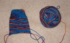 Jitterbug Jewel sock