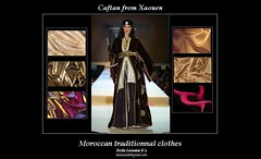 Caftan from Xaouen