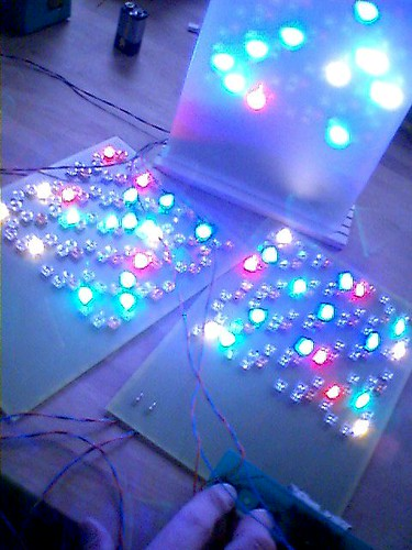 Oh LEDs go ON !
